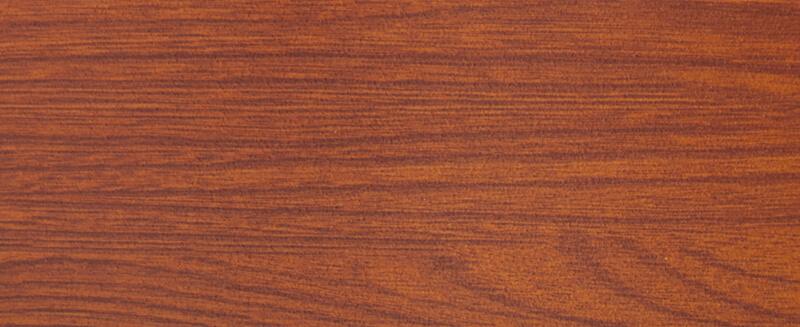 Wykończenie aluminium- wybarwienie Wood D3F3