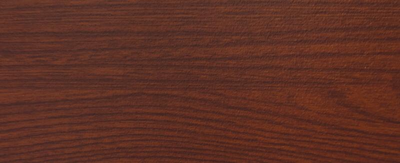 Wykończenie aluminium- wybarwienie Wood D3F4