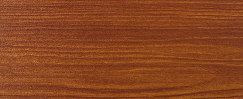 Wykończenie aluminium- wybarwienie Wood DRL2