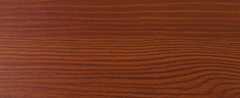 Wykończenie aluminium- wybarwienie Wood DRL3
